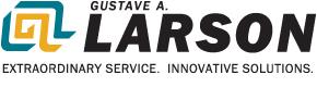 Gustav Larson Logo